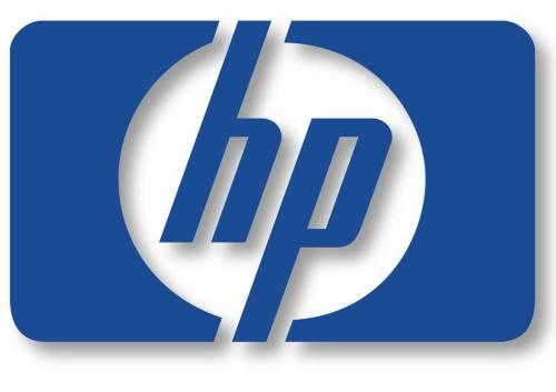 HP logga